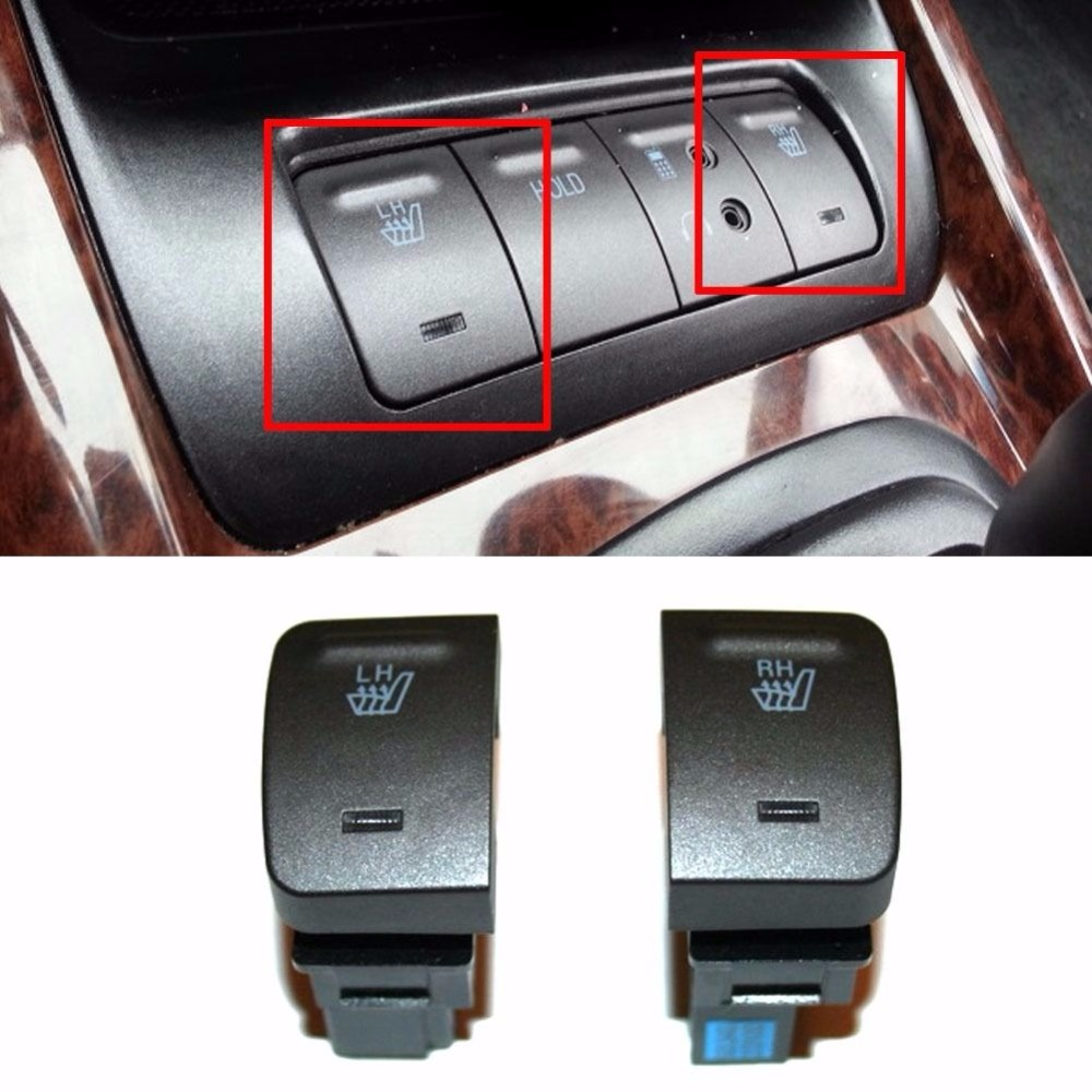 2001 Hyundai Elantra For Sale: Front Seat Heated Warmer Switch For Hyundai 2001 2005