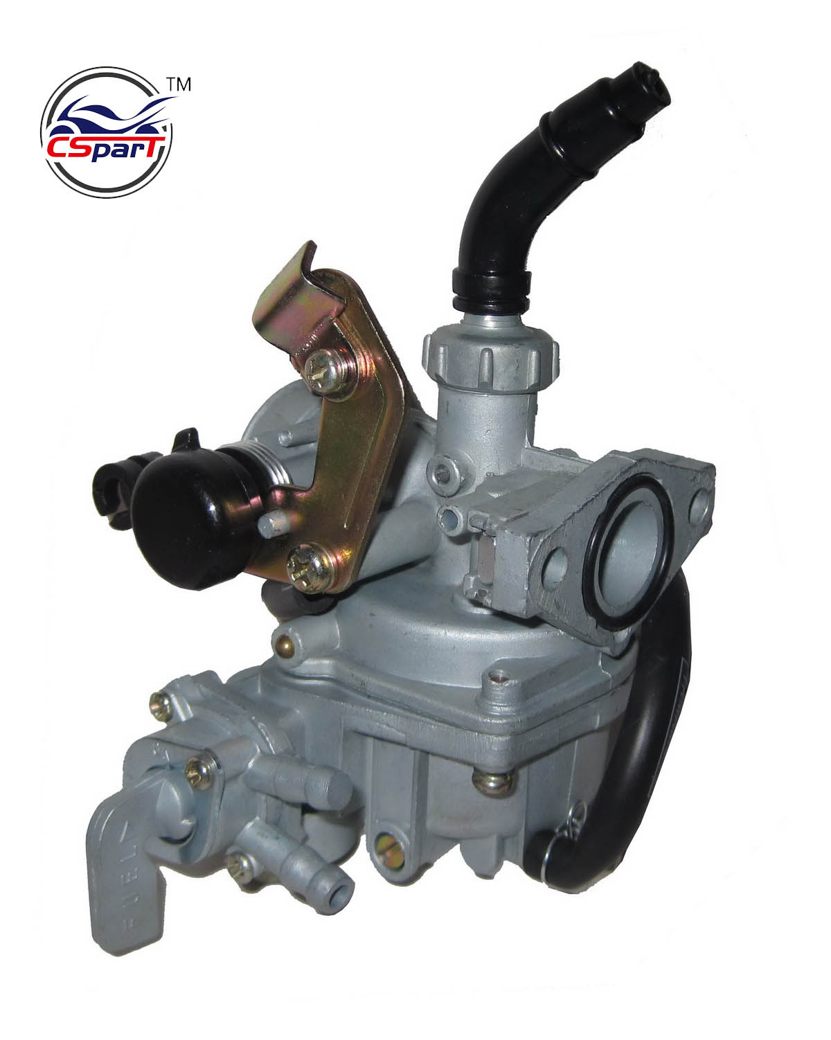 US $25 8 |17mm PZ17 Carb Carburetor Cable Chock Fuel Value For Honda TRX 70  ATC70 CT70 C70 FOURTRAX Dirt Pit Bike ATV Quad Parts-in Carburetor from