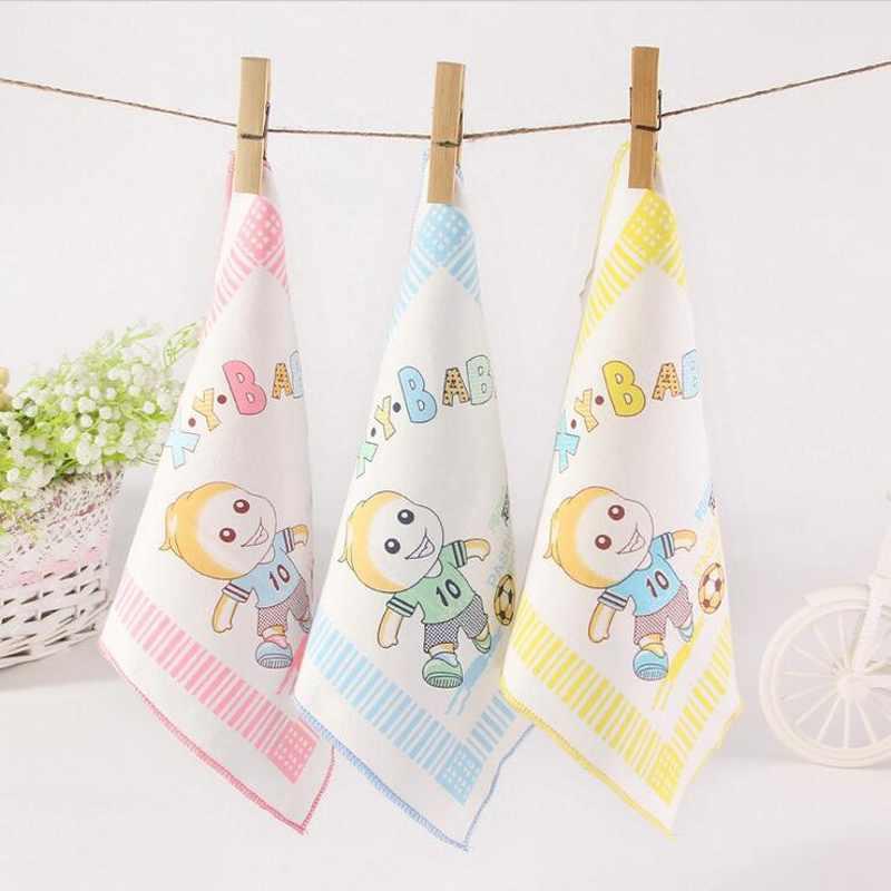 3pcs pack 100 Cotton Newborn Baby Towels Saliva Towel Nursing Towel Baby Boys Girls Bebe Toalha