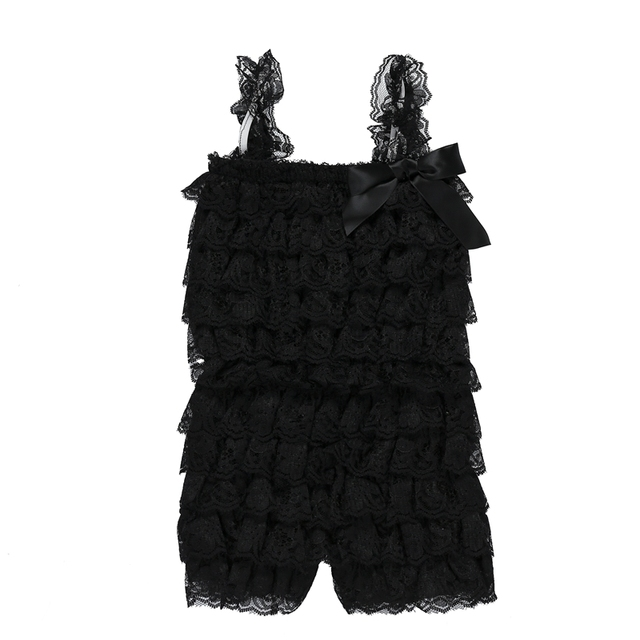 Baby Girl Lace Rompers