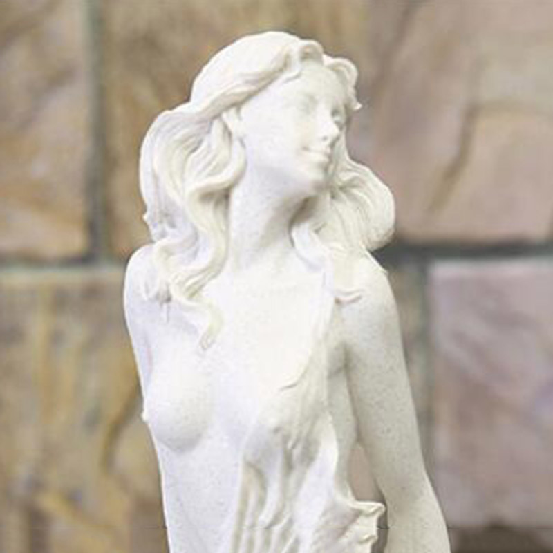 US $19 99 |2018 New Fashion Abstract White Sandstone Beauty Sculpture  Ornament Handmade Wedding Decoration Statue Gift Sculpture Party Gift-in  Party
