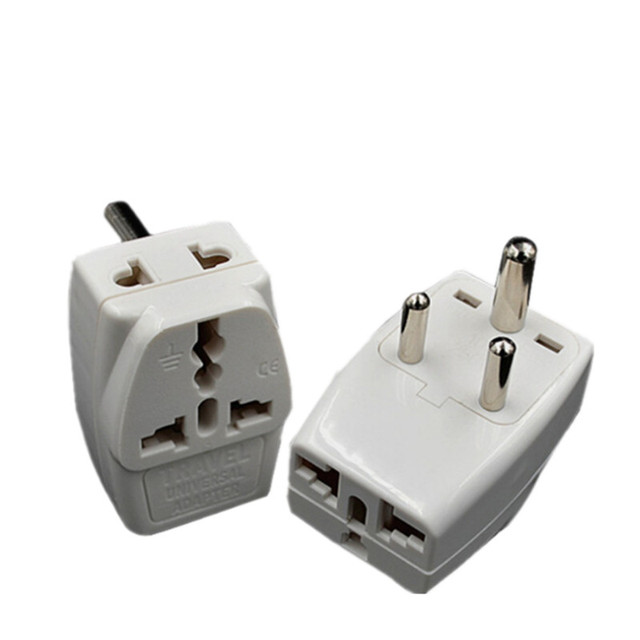 10pcs/lot Sri Lanka 3 Multi Outlet Type D Electrical Power Plug ...