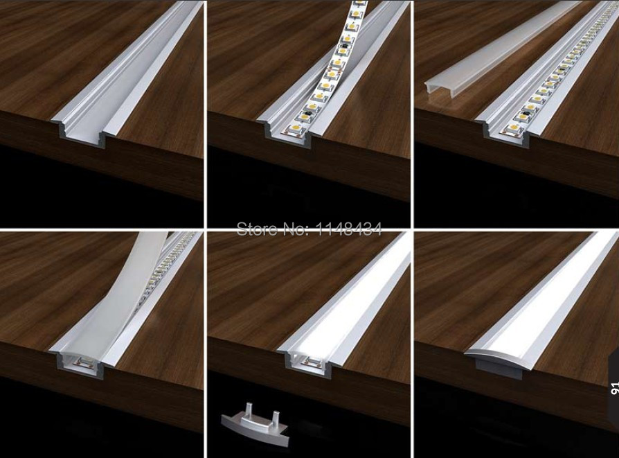 2014 New Led Bar Desk Light Light Aluminum Led Profile For