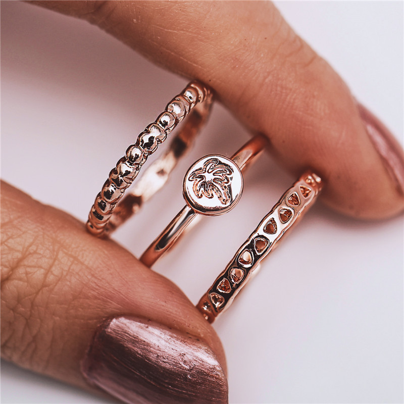 Which Hand Wedding Ring Female.Ay 3pcs Set Fashion Geometry Intersect Crystal Rings Set For Women Girls Engagement Wedding Rings Female Party Jewelry Gifts