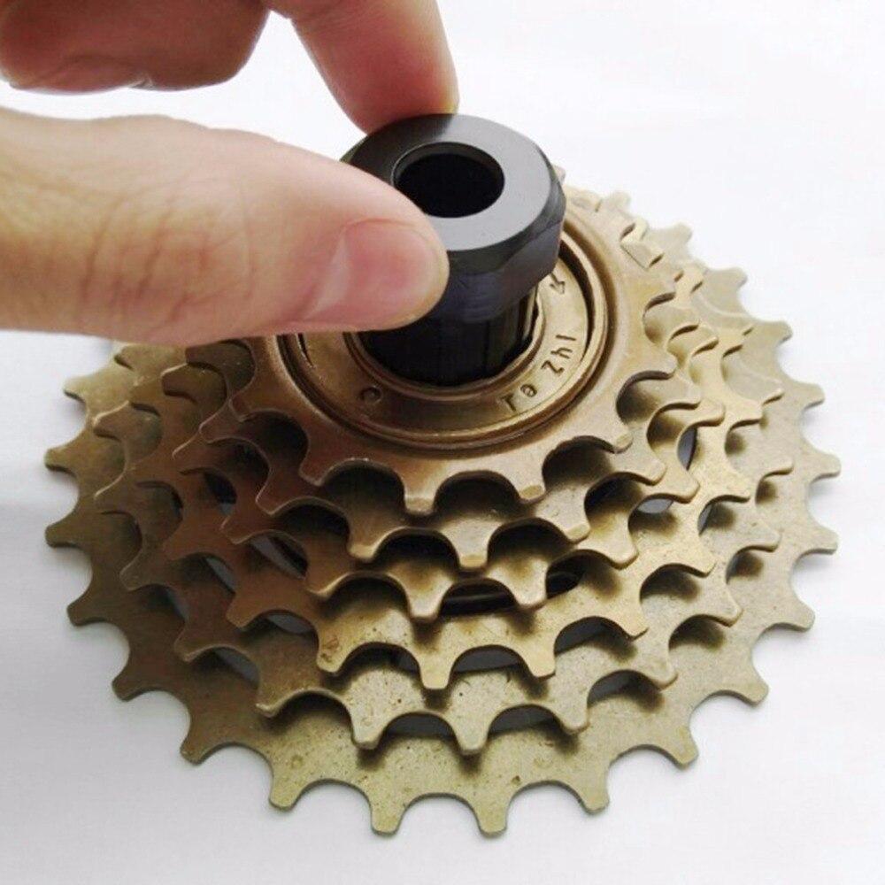 1 Piece  Bicycle Cassette Flywheel Freewheel Lockring Remover Restore Repair Tool  Newest