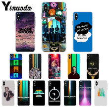 Yinuoda Imagine Dragons Bands DIY Drawing Phone Case cover Shell for Apple iPhone 7 8 6 6S Plus X XS MAX 5 5S SE XR Cover(China)