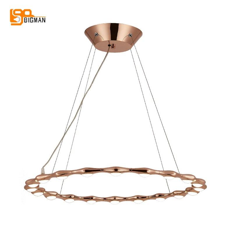 brief design modern LED chandelier lights chrome gold dinning room living room chandeliers bar light AC110V 240V anon маска сноубордическая anon somerset pellow gold chrome
