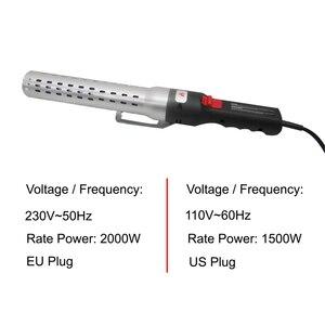 Image 2 - Kamado briquet électrique pour barbecue, brûleur à charbon, outil électrique Premium