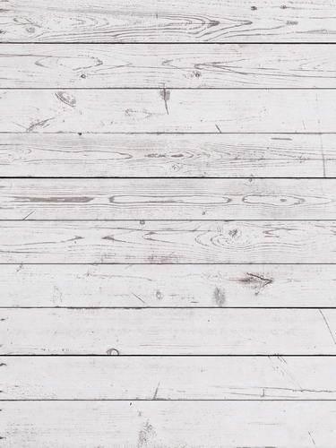 Custom Vinyl Cloth White Wood Plank Wall Photography Backdrops For Newborn Kids Photo Studio Portrait Photographic
