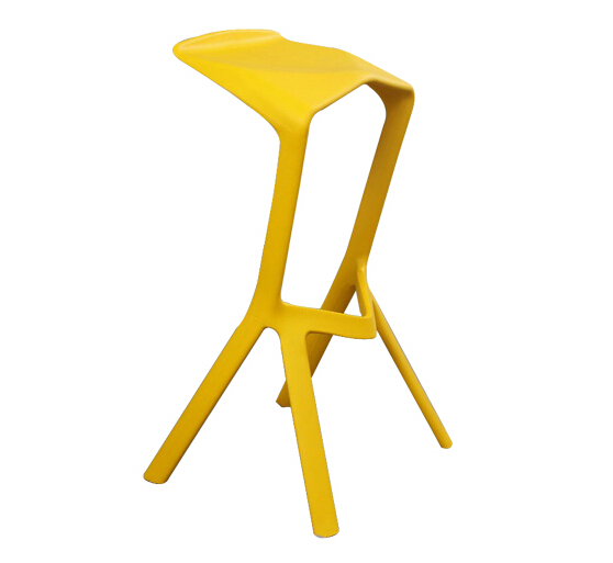 Free Shipping - Yellow  Miura Stool free shipping