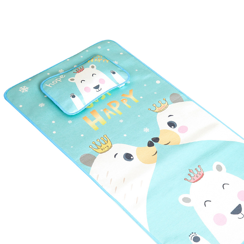 Baby Mattresses Summer Cool Sleeping Mat Breathable Mattress Pads Toddler Crib Cot Cozy Nap Pads Infant Bed Mat