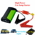 New Emergency 9000mAh 12V Car Jump Starter 400A Peak Car Battery Booster Charger Mini 2USB 2.0A Power Bank SOS Lights Free Ship