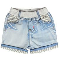 Boys Denim Shorts Kids Simple Summer Style Clothings 1 4Y Children S Short Jeans XQW 3655