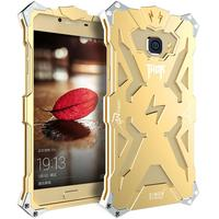 Luxury For Samsung Galaxy C5 Cover Back Simon THOR IRONMAN Shockproof Metal Aluminium Frame Anti Knock