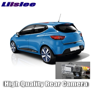 Liislee Car Camera For Renault Clio III / IV 3 4 / Lutecia High Quality Rear View Back Up Camera Friends Use | CCD + RCA