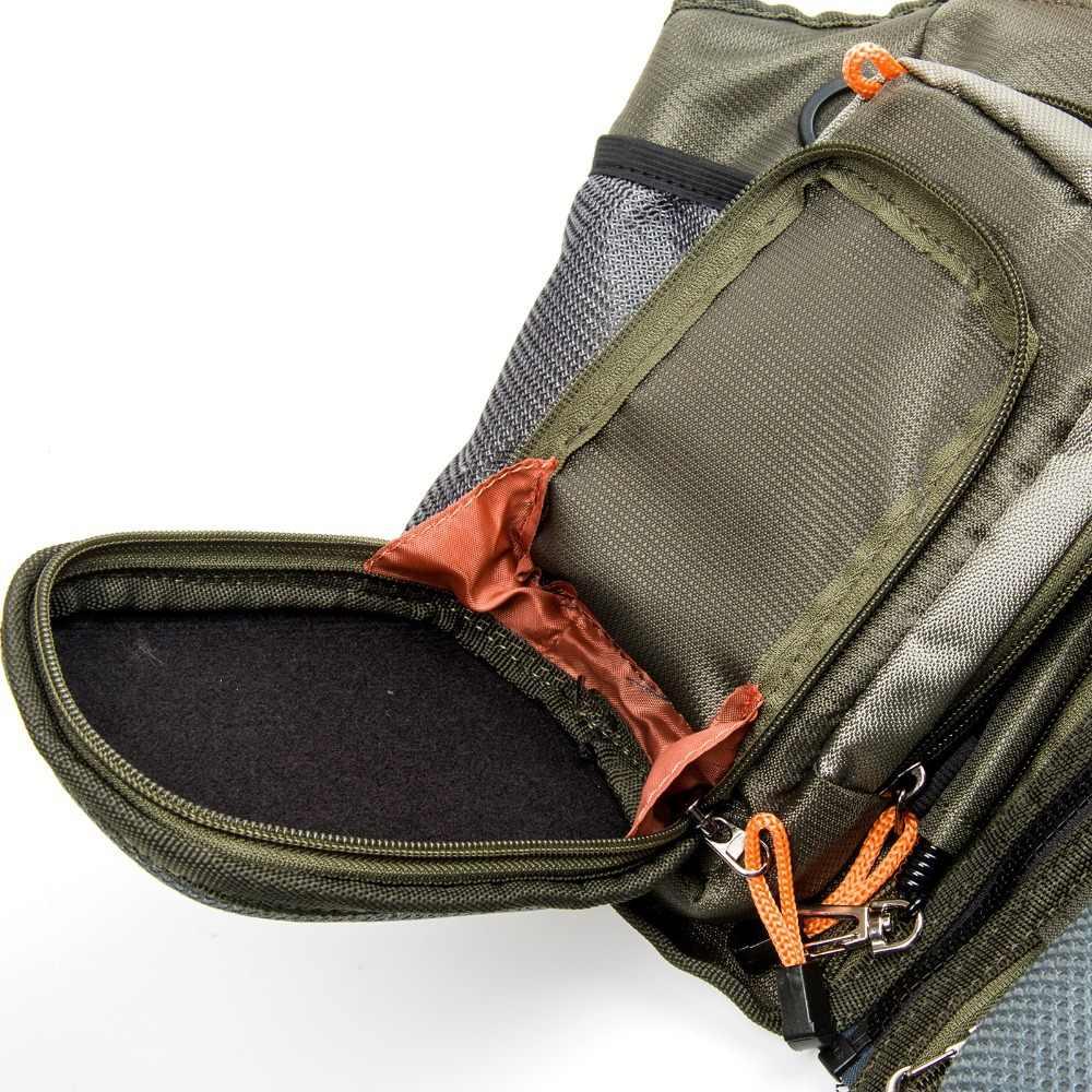 Maximumcatch жилет для нахлыстовой рыбалки рюкзак и жилет комбо армейский зеленый рыболовный жилет одежда для рыбалки