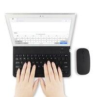 Bluetooth Tastatur Für Samsung Galaxy Tab S6 10 5 SM T860 T865 Tabletten Drahtlose tastatur maus Tab EINE S S4 10 5 zoll sm t590 Fall