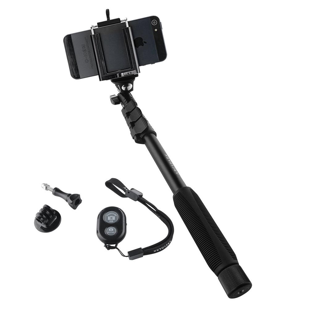YIXIANG Selfie Stick პორტრეტის Monopod - კამერა და ფოტო - ფოტო 5