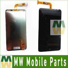 1 PC/Lot Noir couleur Pour Écran lcd Et Écran Tactile Digitizer Pour HTC Titan X310E Éternité