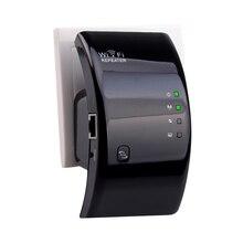 EE. UU. UE Router Wifi Wifi Repetidor 802.11N/B/G Red Range Expander 300 M 2dBi Antenas Potenciadores de la Señal inalámbrico 110 V 220 V