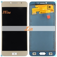 1PCS IFire C7000 Lcd Screen For Samsung Galaxy C7 C7000 Lcd Display Screen Touch Panel Digitizer
