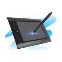 Huion H58L 8 X 5 Digital Tablets Professional Graphic Drawing Pen Tablets Art Drawing Board With