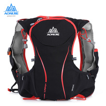 AONIJIE 5L Running Backpack Bag Hydration Bag Outdoor Sport Bag Vest Super Light for Cycling Climbing Camping Hiking Running