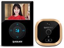 With Indoor Monitor Wireless WIFI Doorbell Video Door Phone Intercom System