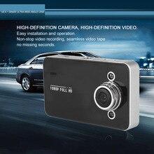 Авто тахограф 2.7 дюймов автомобиля Камера DVR видеокамеры Регистраторы K6000 Full HD 1080 P ультра Широкий формат Ночное видение Функция Лидер продаж