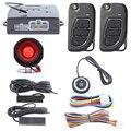 Qualidade de código Hopping inteligente PKE sistema de alarme de carro com botão start stop, motor de arranque remoto carro de bloqueio automático ou desbloquear