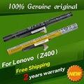 O envio gratuito de bateria do laptop original para lenovo ideapad z400 l12s4k01 l12l4k01 z510a z500 z500a z400s z400t z400a z510