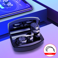 LYMOC TWS8 PLUS Wireless Earbuds 5.0 Bluetooth Charger for Phone Touch Control Sport Headsets IPX5 Waterproof for iPhone Android