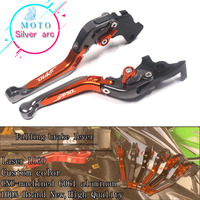Motorcycle Accessories Handlebar CNC Clutch Brake Levers For KTM DUKE 390 RC390 2013 2018 2017 16 15 Brake Lever Clutch Handle