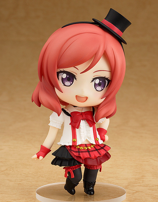 Huong Anime Figure Cute 4 Nendoroid Love live! Nishikino Maki #516 PVC Action Figure Collectible Model Toy Christmas Gift new hot christmas gift 21inch 52cm bearbrick be rbrick fashion toy pvc action figure collectible model toy decoration