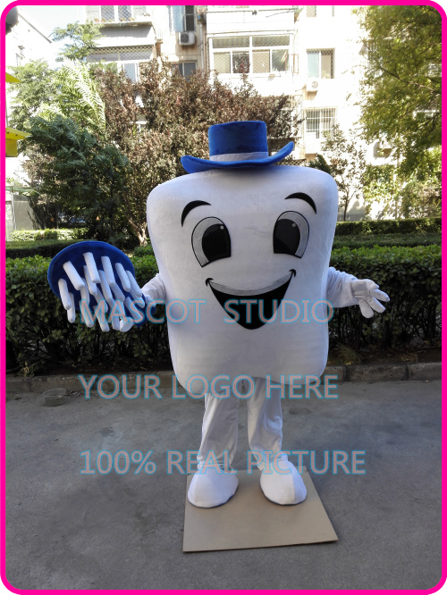 male tooth teeth toothbrush mascot costume custom fancy costume anime cosplay kit mascotte theme fancy dress carnival 41421 image