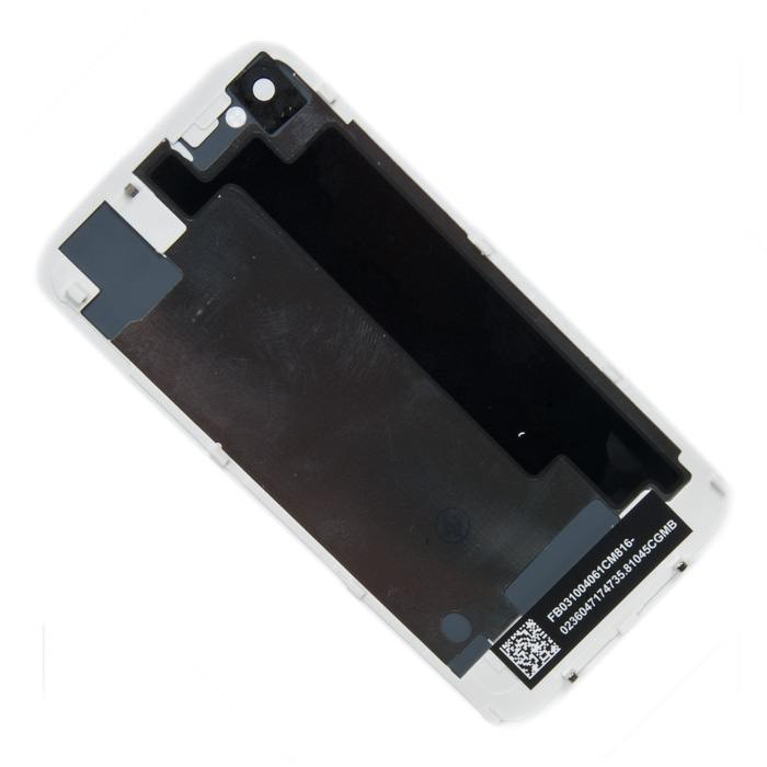 1pcs New Aaa Back Cap For Iphone 4s Apple White