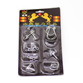 Hot Wire Metal Puzzle Game Magic Trick Toy Party Gag Kids Gift  Educational Toys Funny Gadgets Magician