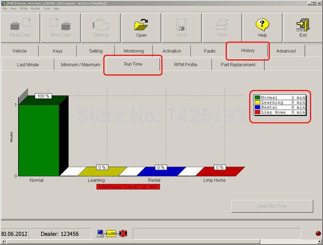 BRP BUDS - BRP Utility and Diagnostic (B.U.D.S.) Megatech key (expired 5years) brp buds brp utility and diagnostic b u d s keygen unlock