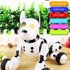 Intelligent Machine Toy Dog 2 4G Wireless Remote Control Dog New Puzzle Electric Dance Programming Dog