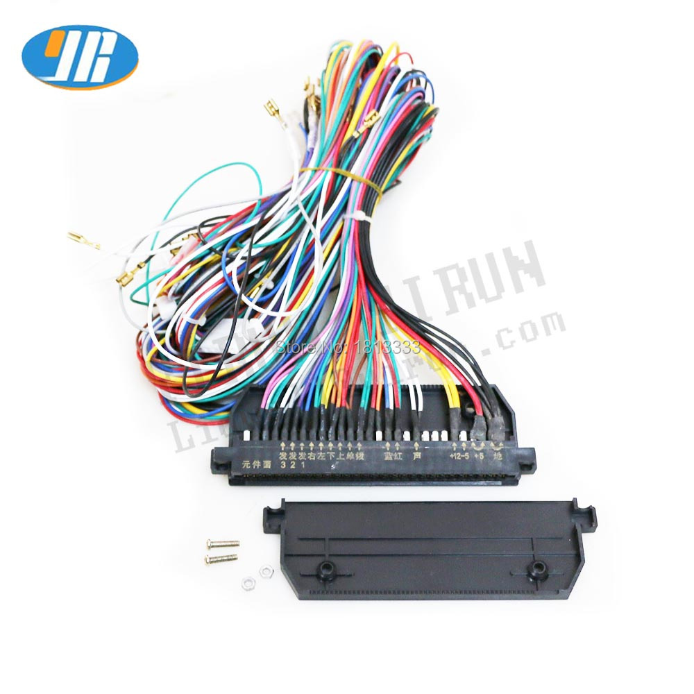 Jamma Harness Wiring Diagram On on
