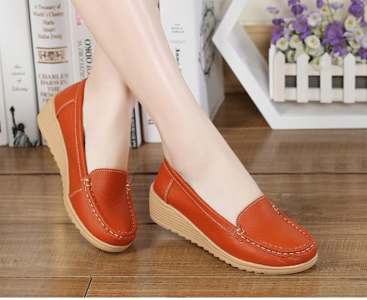 AH 987 (9) mother flats shoes