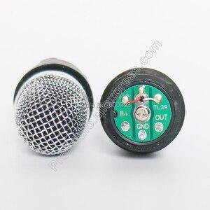 Image 2 - عالية الجودة المعادن القلب مكثف ميكروفون كبسولة خرطوشة صوت واضح لتسجيل الغناء الصوتية
