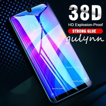 38D Protective Glass on the For Xiaomi Redmi 7 6 Pro 6A Go 5 Plus Note 5A Tempered Screen Protector Film Case