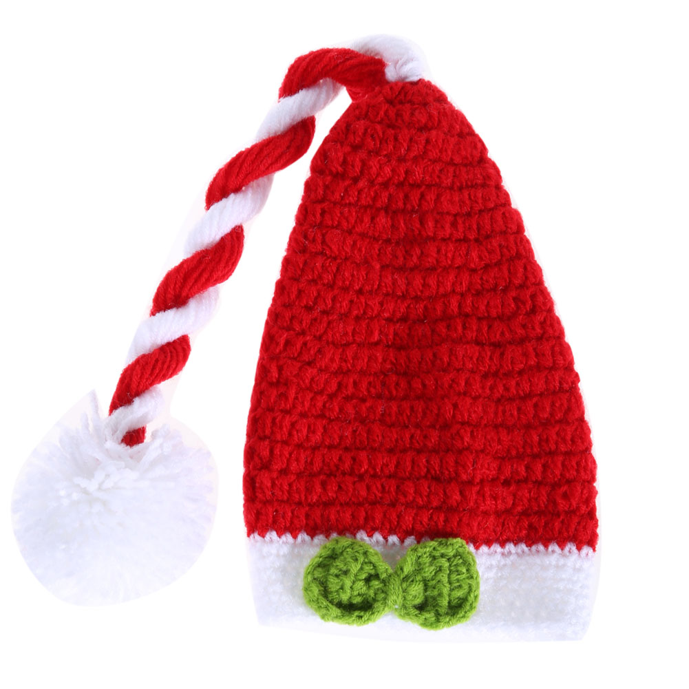 1 Pc Newborn Baby Girls Boys Crochet Knit Costume Photo Photography Prop Hat Outfits