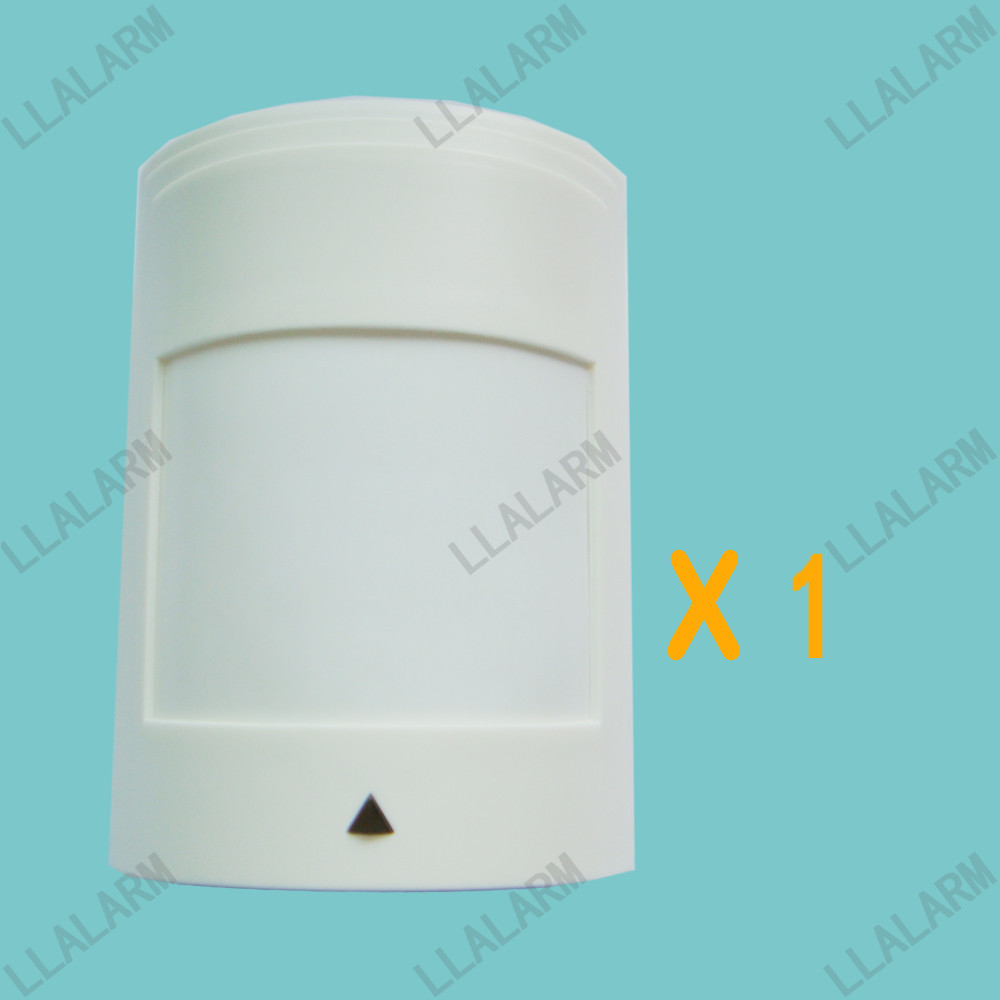 Wired Passive Infrared Detector PIR Motion Sensor for Wired Security ...