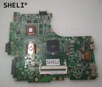 SHELI For ASUS N53TA N53T N53TK Motherboard REV2.0 USB 3.0 DDR3