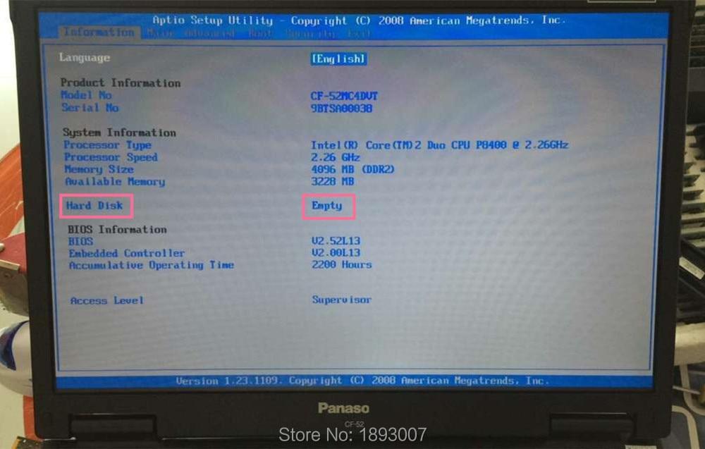 CF52 4GB