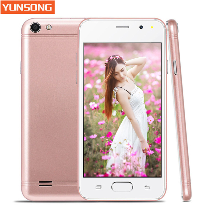 Original 4 5 screen inch S2 Mobile Phone 8MP camera MTK6580M Quad Core Android 5 1
