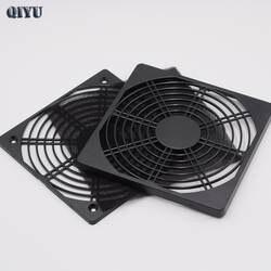 15050 Вентилятор пылевой фильтр, 15 см вентилятора защитная крышка пластиковые компьютер радиатора Вентилятор охлаждения cooler Покрытия Сетка
