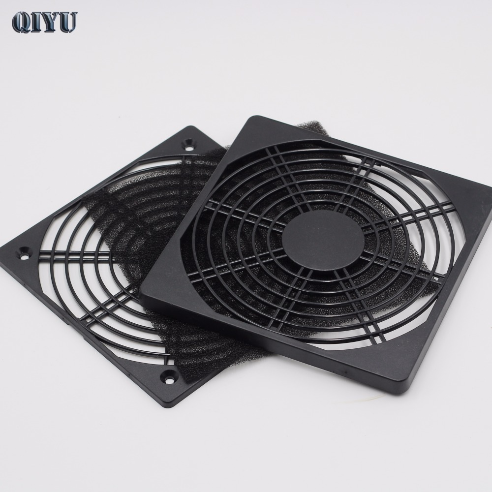 15050 Fan Dust Filter ,15cm Fan Guard  Protection  Cover Plastic Computer Radiator Cooling Fan Cooler Cover Net